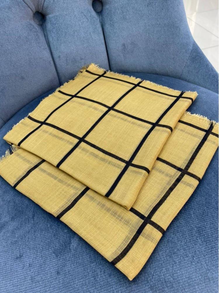 Турецкий качественный платок 100% хлопок 98x98 см №1