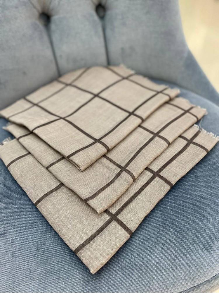 Турецкий качественный платок 100% хлопок 98x98 см №2