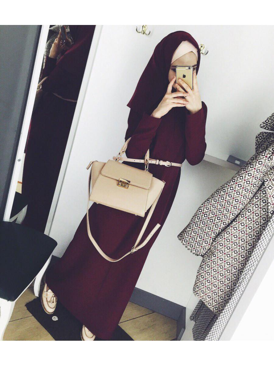 """Платье """"Reseda Suleyman"""" с вшитым палантином"""
