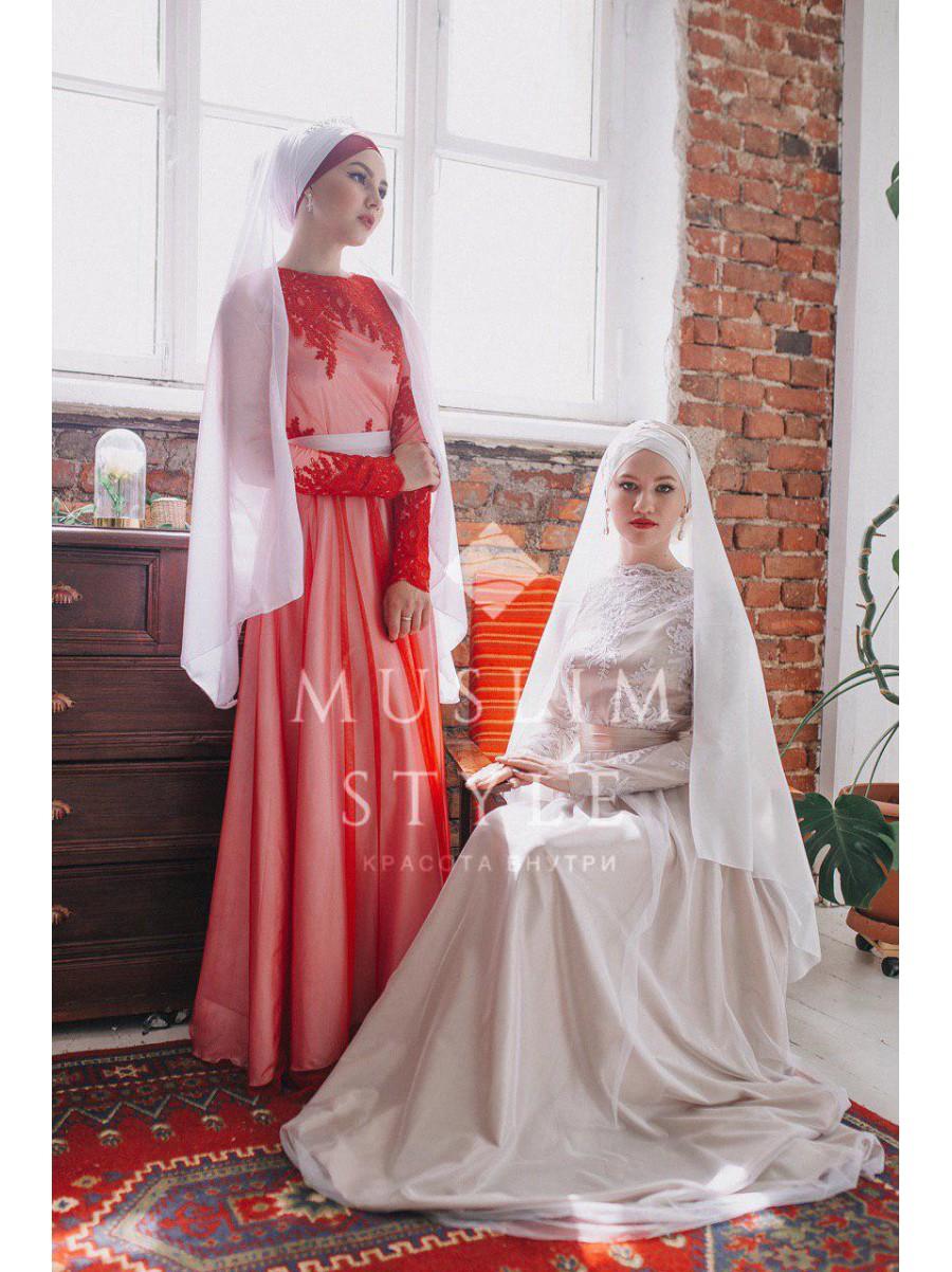 """Платье """"Ева"""" красное"""