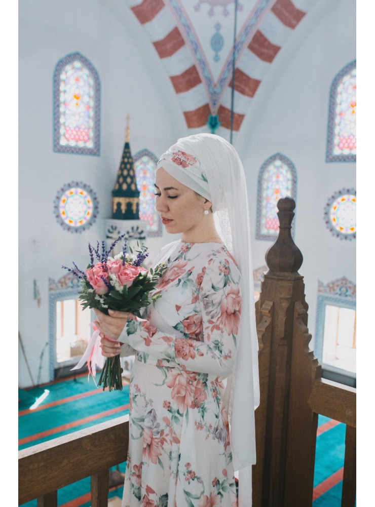Платье «Цветы» №2