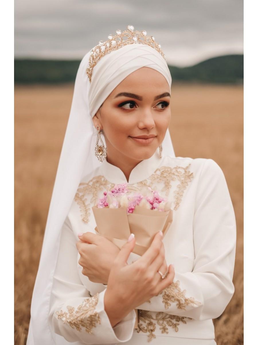 """Платье """"Великолепный Век"""" белое"""