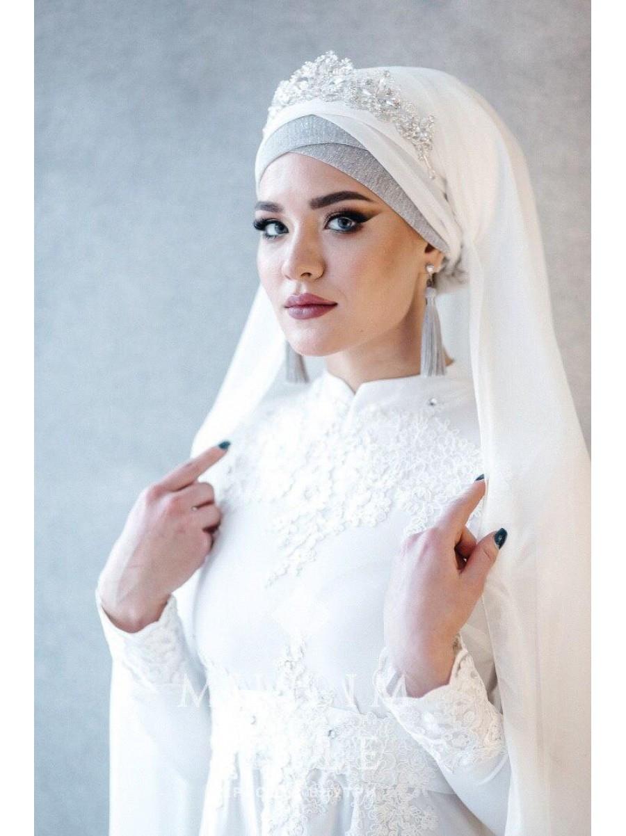 Платье «Атория» ручной работы
