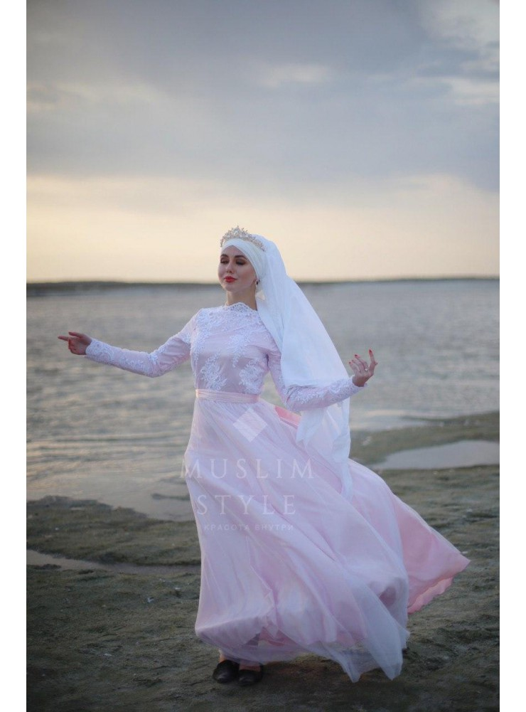 Платье «Ева» пурпур
